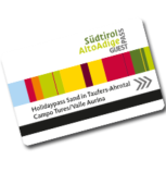 Our guests receive the Holidaypass Ahrntal/Valle Aurina. The Pass includes the free use of all public South Tyrolean transport. It also includes a colorful weekly program with partially free participation as well as discounts on numerous services.
