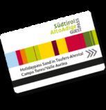 Unsere Gäste erhalten den Holidaypass Sand in Taufers-Ahrntal. Dieser inkludiert die freie Nutzung der öffentlichen Südtiroler Mobilität  sowie ein buntes, teilweise kostenloses Wochenprogramm und Ermäßigungen für zahlreiche Leistungen.
